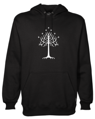 The Tree of Gonder Black Hoodie