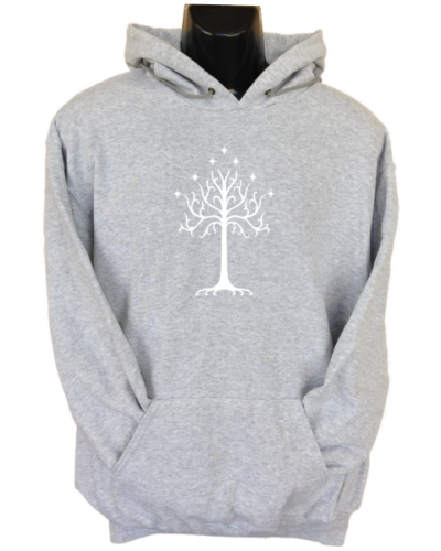 The Tree of Gonder Grey Hoodie