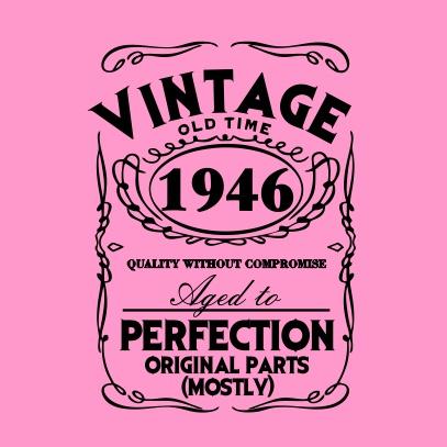 Vintage-pink