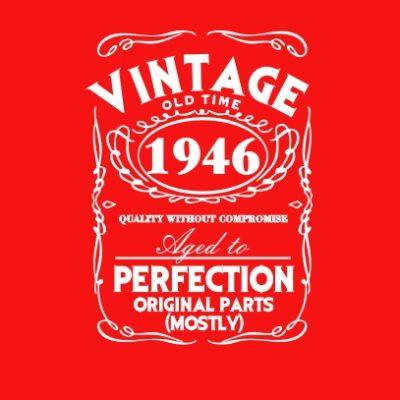 Vintage-red