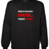 World_s Greatest Farter Black Hoodie