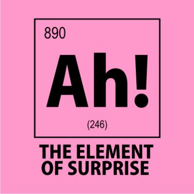 ah-the-element-of-surprise-nerdy-t-shirt-light-pink
