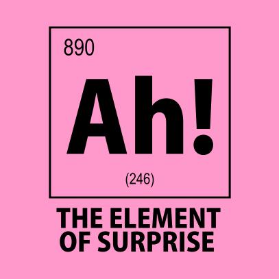 ah-the-element-of-surprise-nerdy-t-shirt-light-pink