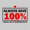 always give 100 grey square