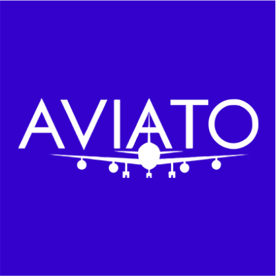 aviato blue square
