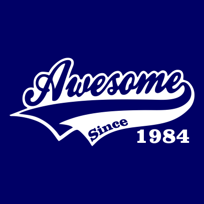 awesome-since-navy