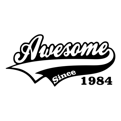 awesome-since-white