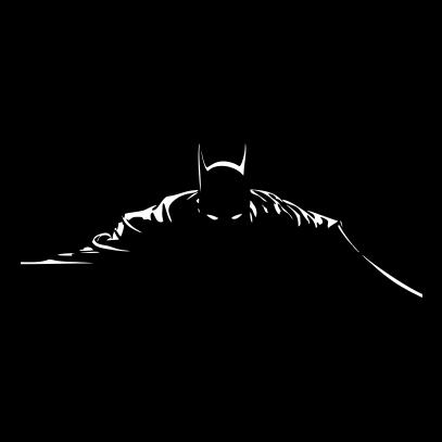 batman-silhouette-black