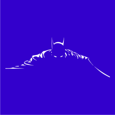 batman-silhouette-royal-blue