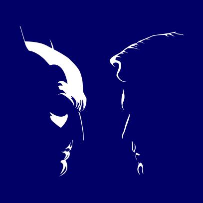 batman-vs-superman-silhouette-navy