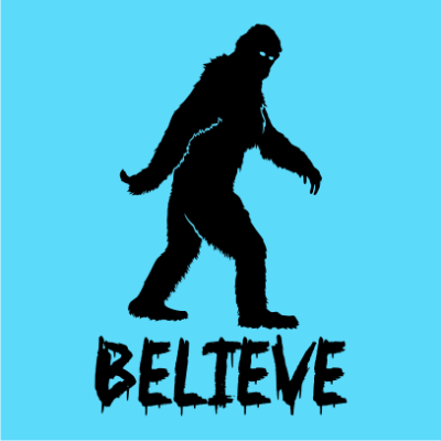 believe-in-bigfoot-halloween-t-shirt-sky-blue