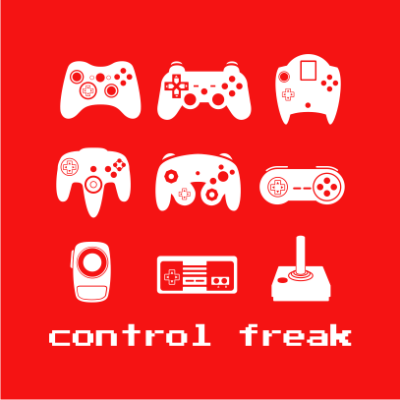 control freak red square