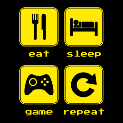 eat-sleep-game-repeat-2-black