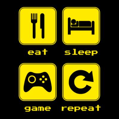 eat-sleep-game-repeat-2-black