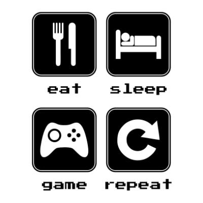 eat-sleep-game-repeat-2-white