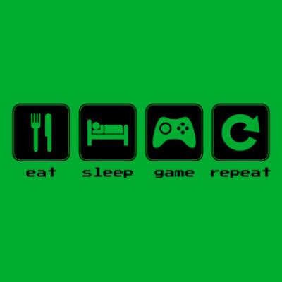 eat-sleep-game-repeat-kelly-green