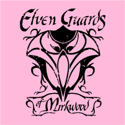 elven guards pink square