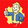 fallout boy red square