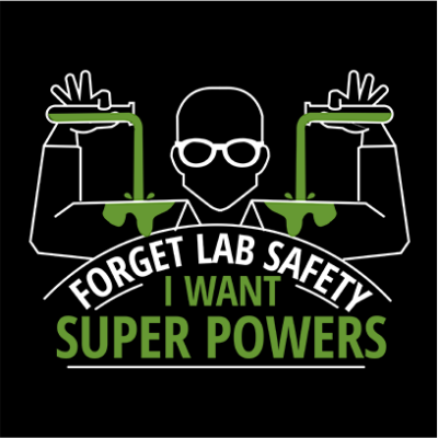 forget lab safety black square