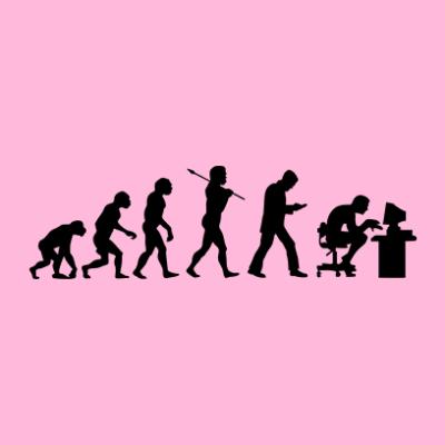 gamer evolution pink square
