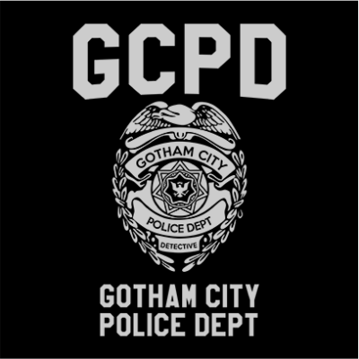 gcpd black square