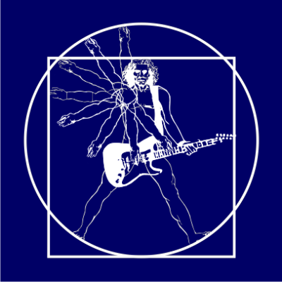 guitar-man-navy-blur