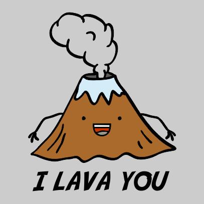 i-lava-you-grey-tshirt