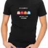 its simple mens tshirt black
