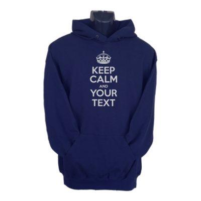 keep-calm-hoodie-navy
