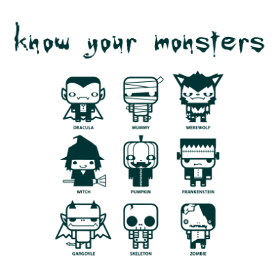 know-your-monsters-halloween-t-shirt-white