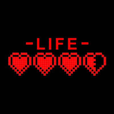life-black