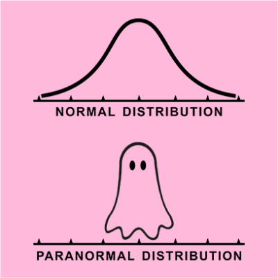 normal paranormal pink square