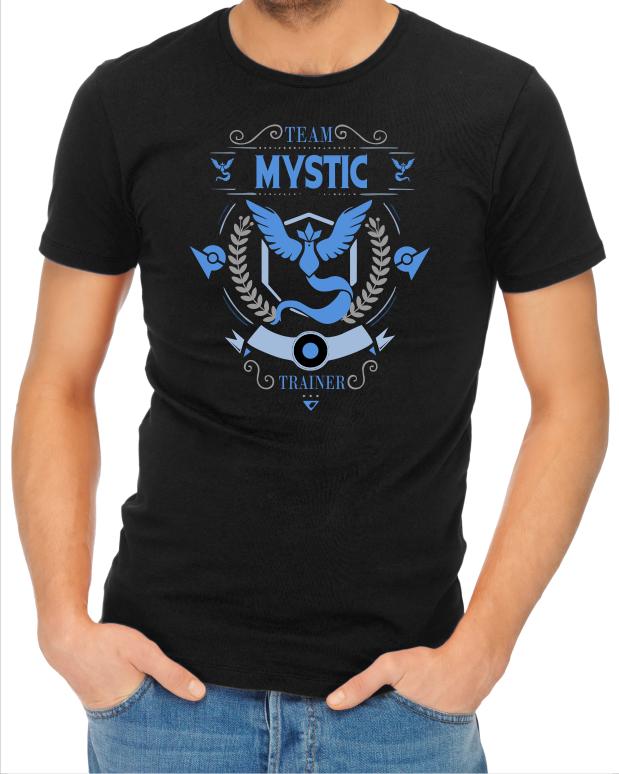 b6536502 Team Mystic - Pokemon Go - JuiceBubble T-Shirts