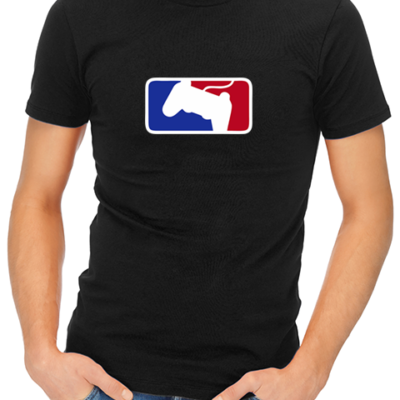 pro gamer mens tshirt black