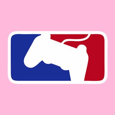 pro gamer pink square