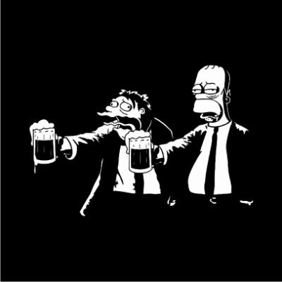 pulp-fiction-simpsons-black-1