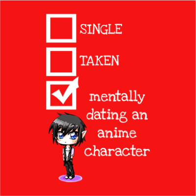 relationship status anime red square