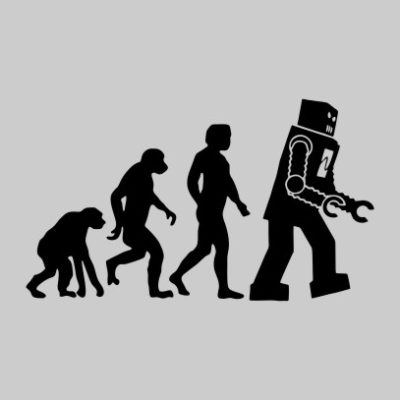 robot-evolution-grey
