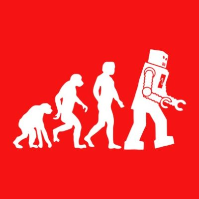 robot-evolution-red
