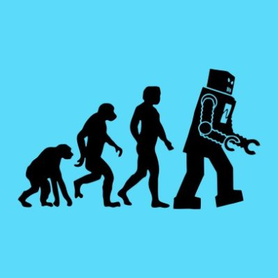 robot-evolution-sky-blue
