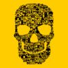 skull-face-halloween-t-shirt-sunflower