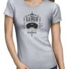 the mega gamer ladies tshirt grey
