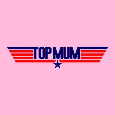 topmum pink square