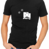 unresponsive browser mens tshirt black
