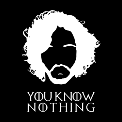 you know nothing black square