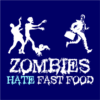 zombies hate fast food navy square