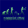 zombievolution navy square