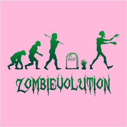 zombievolution pink square