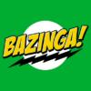 bazinga-kelly-green
