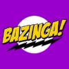 bazinga-purple